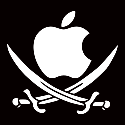 Hackintosh logo by kossnocorp