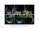 30 Lens Flare Light Textures