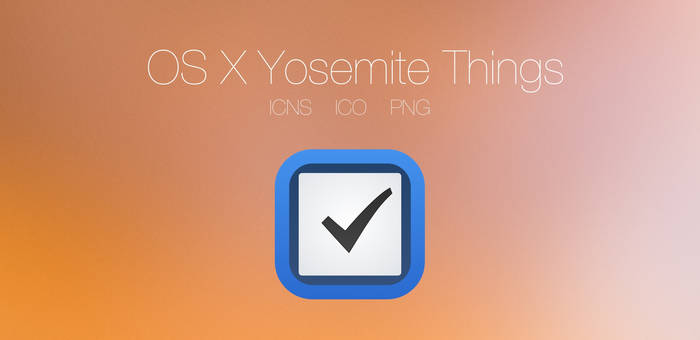 OS X Yosemite Things