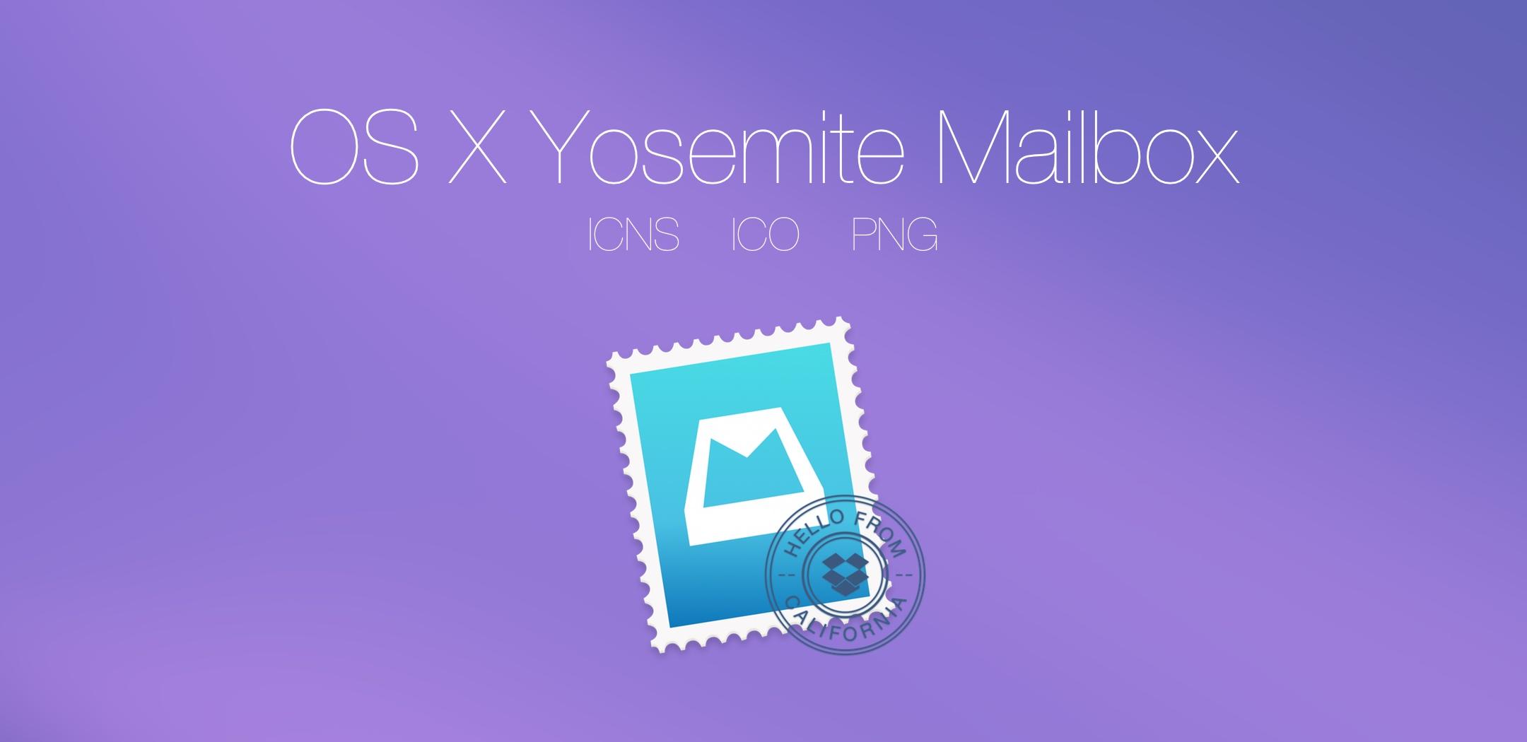 OS X Yosemite Mailbox