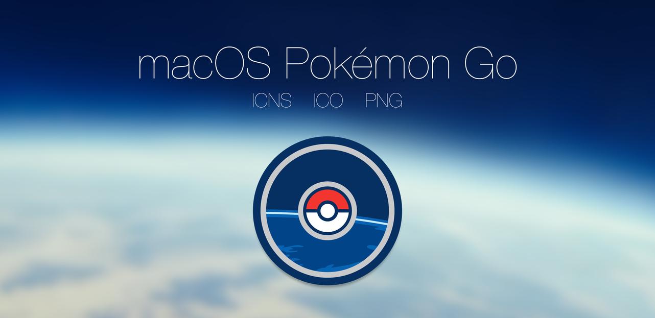 macOS Pokemon Go by PTT69BIO