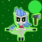 Skeleanor (pixel art animation)