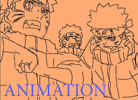 Naruto ANIMATION WIP ver.2
