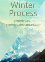 Realm of Winter - Process by Syntetyc
