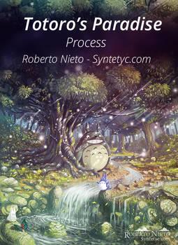 Totoro's Paradise Process (Gif)
