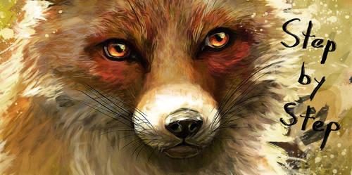 Fox Step by Step by FleetingEmber