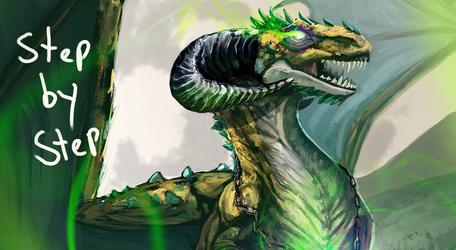 Dragon Stone - Step by Step