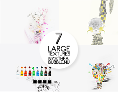 large texture set 5 by bitterendings