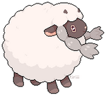 F2U Wooloo by tiriii