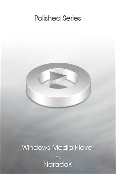Windows Media Player Polished by naradak