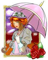 Victorian Lady by PurpleCat101