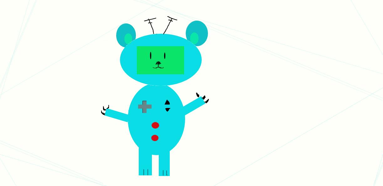Tele-Teddy by ManaAdvent