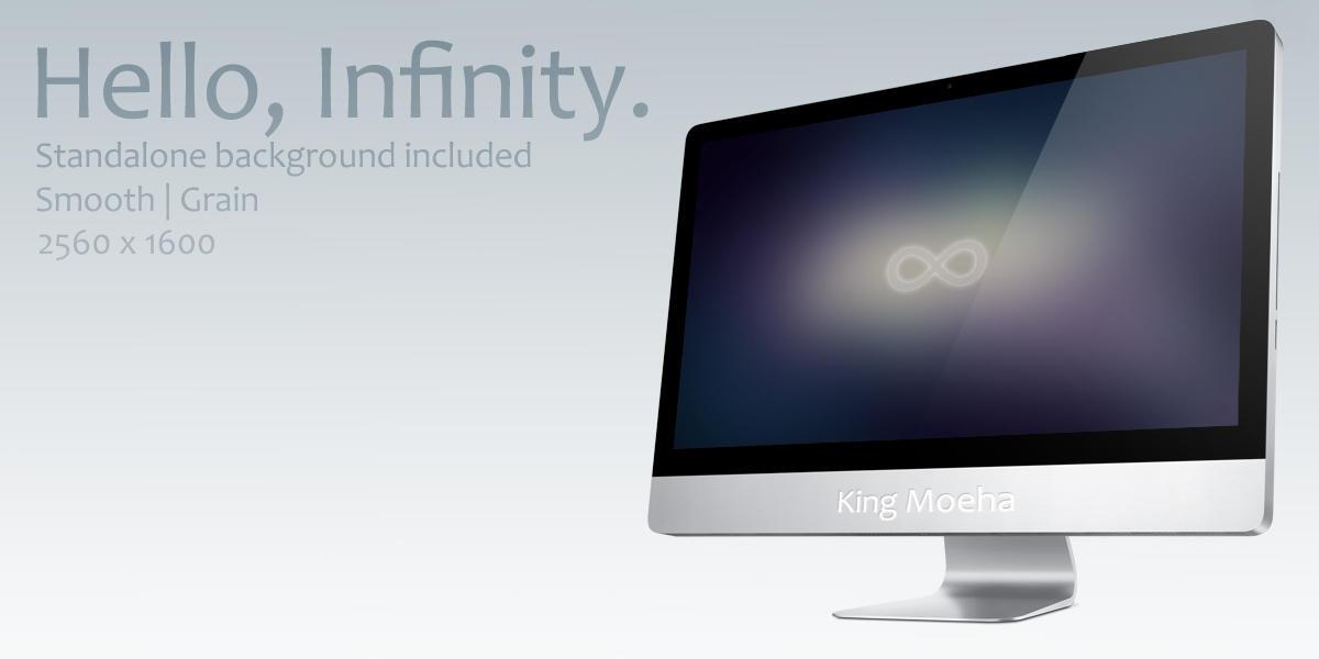 Hello, Infinity. by kingmoeha