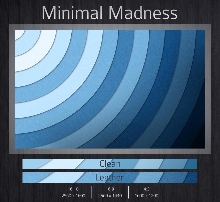 Minimal Madness by kingmoeha