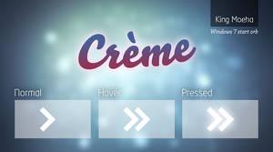 Creme Start Orb by kingmoeha