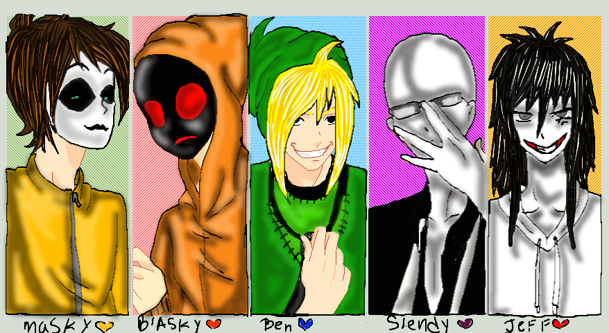 Anime Creepypasta Creepy pasta male host club{1}