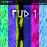 Seamless Fur Textures Pack 1