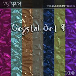Crystal Art Patterns 1 by Vesperexa