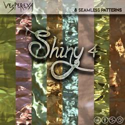 Shiny Patterns 4 by Vesperexa by Vesperexa