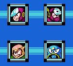 Mega Man 2 (Game Boy - NES Style) (GIF)