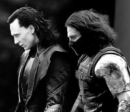 Loki X Reader X Bucky: Take My Heart by RoseRedFlower on ...