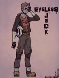 Eyeless Jack Street Clothes by BlackCat5643
