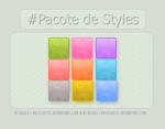 Pacote de Styles 004