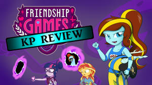 Thumbnail Art For KP: EQG: Friendship Games