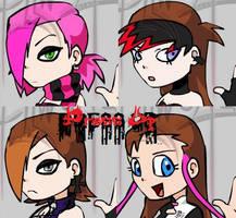 Hellworld Girls Builder by Jackce-Art