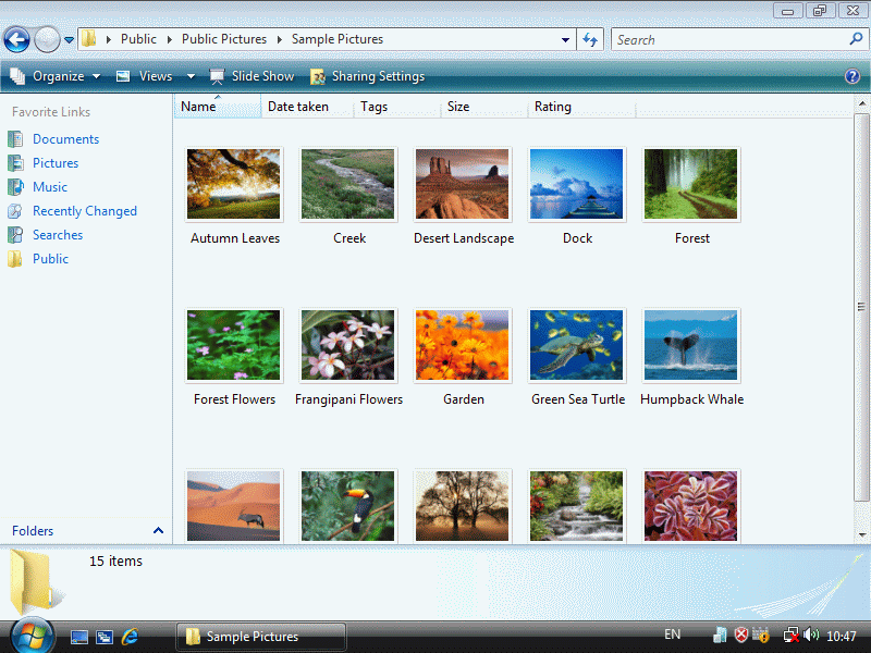 Windows Vista Wallpaper Pack By Ausrif
