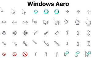 Windows Aero by Ausrif