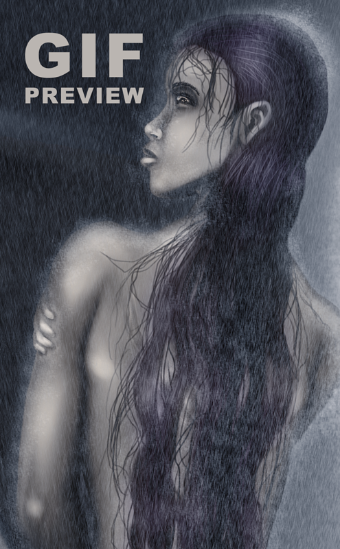 GIF Process - LaTonya by DeForrest