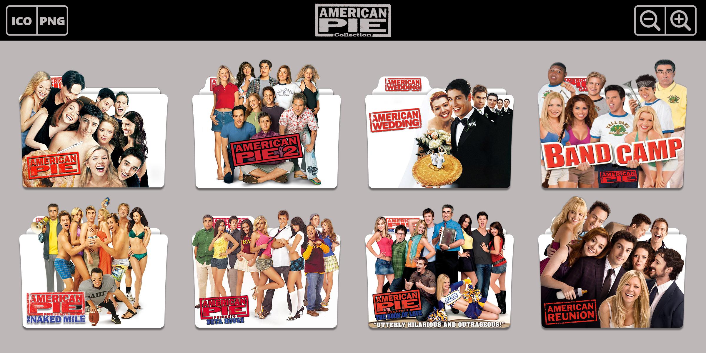 American Pie Beta House Movie american pie collectionsoroushrad on deviantart