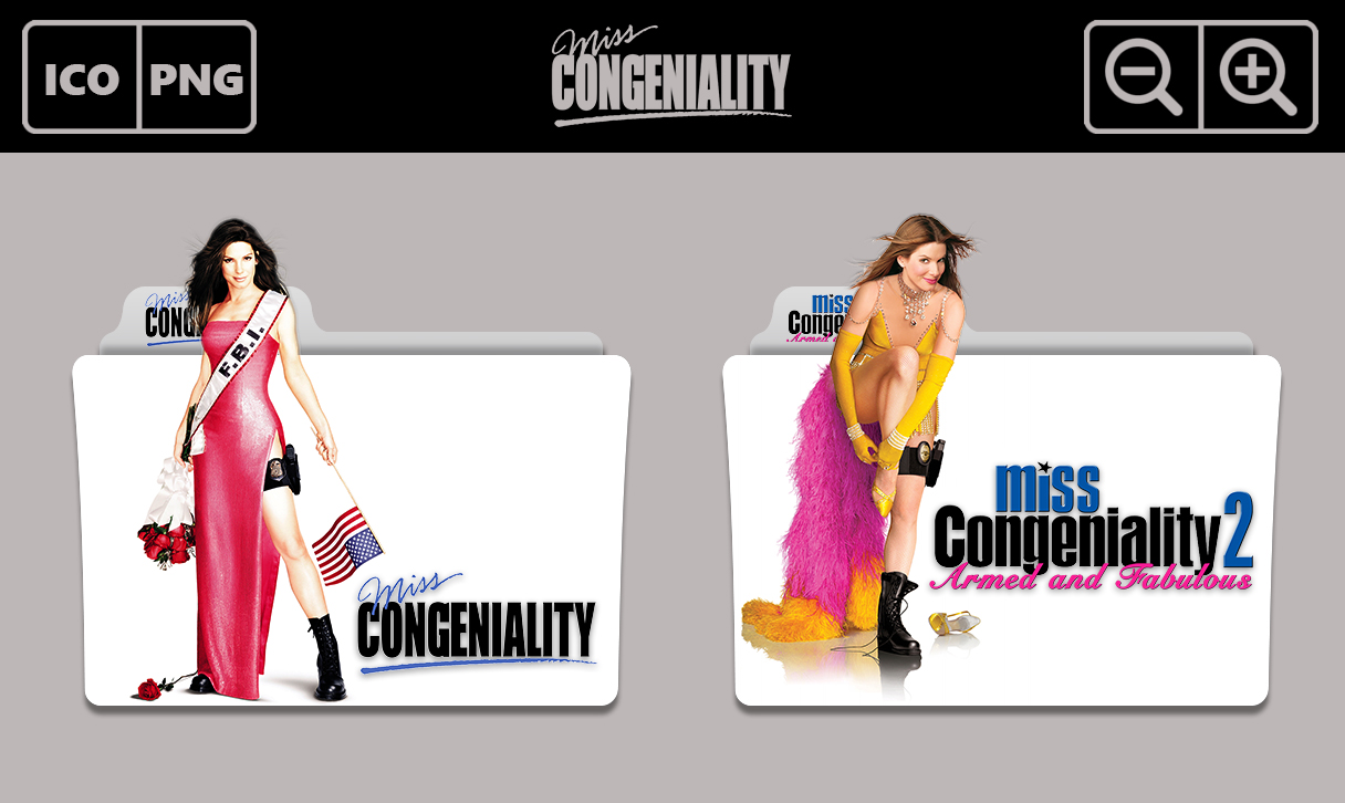 Miss Congeniality Collection By Soroushrad On Deviantart