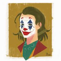Animated fan art new Joker by Lemanntim