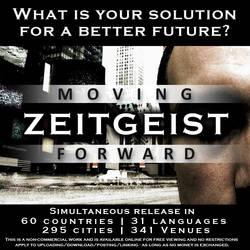 Zeitgeist Moving Forward Posti by zginversion