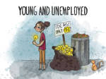 Young and unemployed ~Animated~
