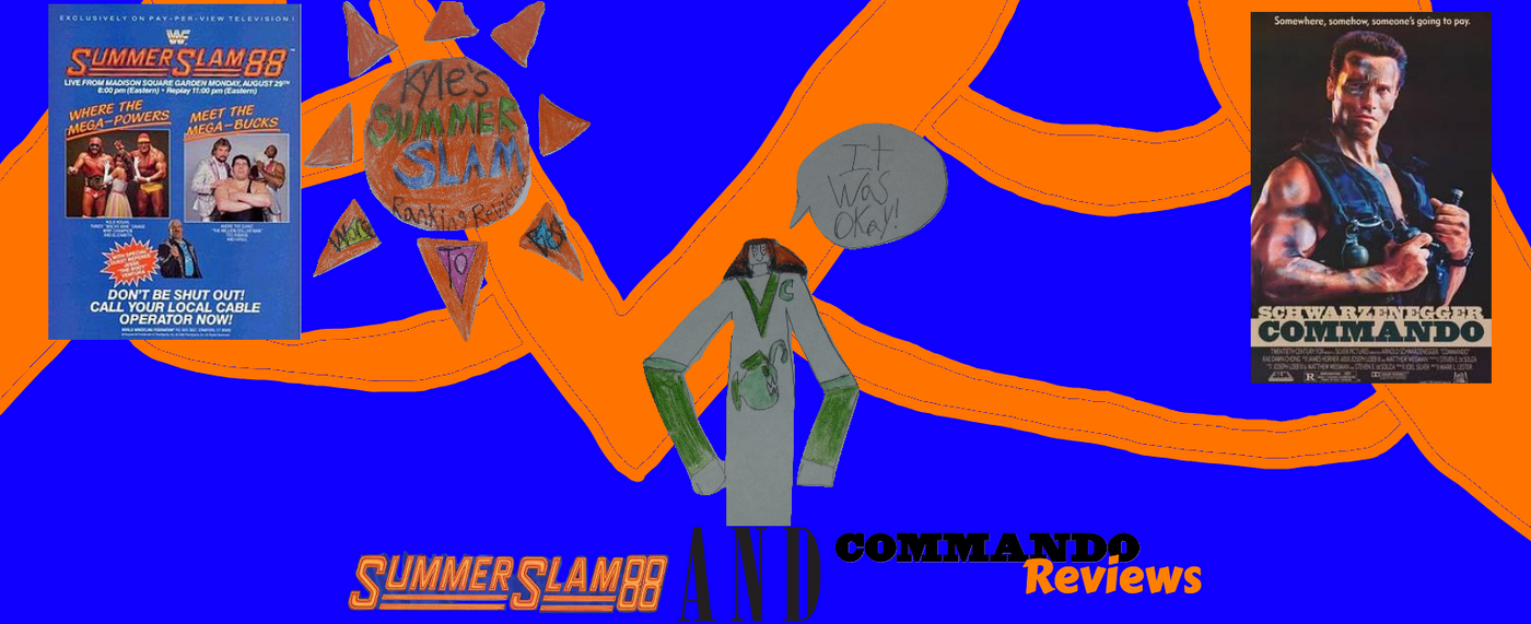 19) SummerSlam 1988 Reviews by DraginKYle44
