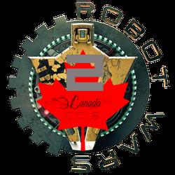 Robot Wars Canada Tag Team Terror 2 Logo
