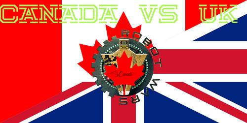 RWC Canada Vs UK Logo