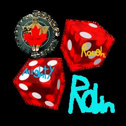 RWC Mighty Rough Robin Logo