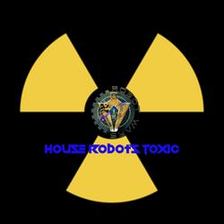 RWSF House Robots Toxic Logo