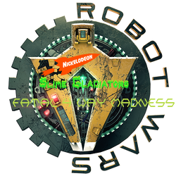 Nick's RWSG Fatal 4 Way Madness Logo