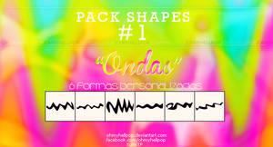 .+ Pack Shapes (Formas personalizadas) #1