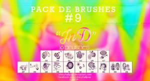 .+Pack Brushes N9
