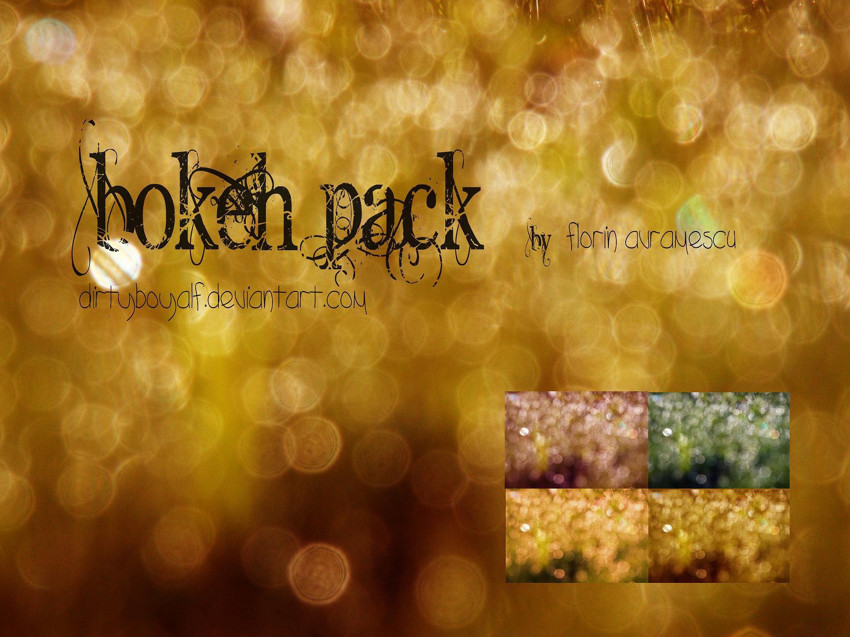 bokeh pack 1 by FlorinALF