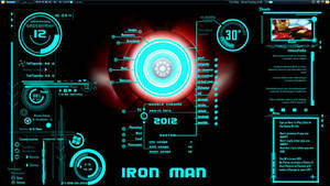 IronMan-Jarvis Theme Download