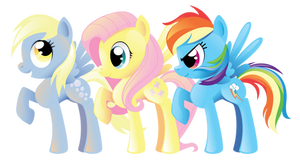 Pegasi Trio