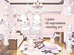 Rabbit free sprite