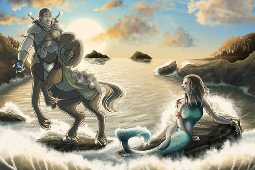 The Centaur and the Mermaid